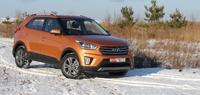 Абсолютным лидером продаж стал Hyundai Creta