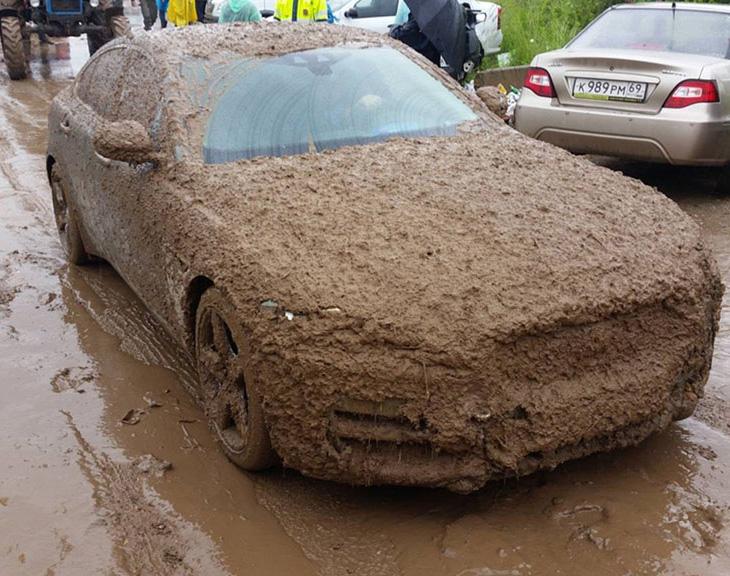 Что произойдет, если не мыть автомобиль 6 месяцев?