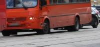 Два автобуса столкнулись в Нижнем Новгороде, пострадал один пассажир