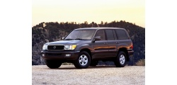 Toyota Land Cruiser 1997-2002