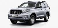 Toyota представила обновленную версию Land Cruiser Commercial