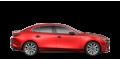 Mazda 3 седан - лого