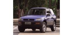 Toyota RAV4 компактный внедорожник 1994-2000