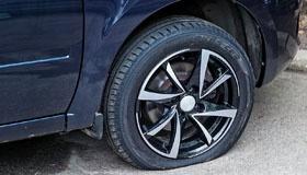 Накачать колесо, если рядом нет насоса