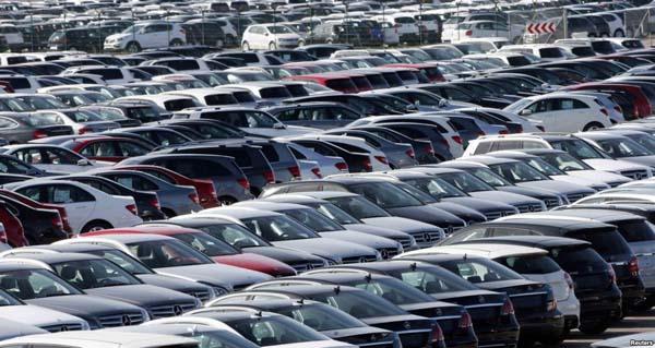 Новосибирцы стали чаще тратить деньги напокупку новых машин