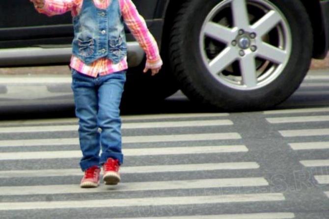 Автоледи на«Ниве» сбила 9-летнюю школьницу вПервомайске