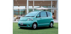 Toyota Porte 2004-2012