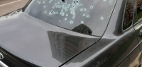 Житель Нижнего Новгорода устроил обстрел припаркованных автомобилей