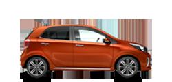 KIA Picanto 2017-2021 новый кузов комплектации и цены