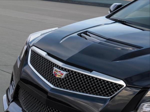 Cadillac ATS-V фото
