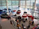 Новый автоцентр Nissan «Нижегородец»: Место, где все крутится вокруг клиента  - фотография 18