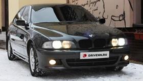 BMW 525i: любовь с первого взгляда существует
