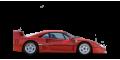 Ferrari 512 BB  - лого