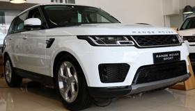 Обновленные Range Rover и Range Rover Sport в Нижнем Новгороде: выход первый