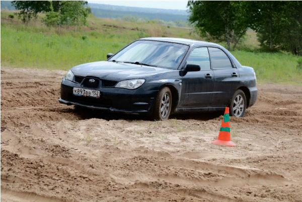 Презентация новых Subaru Outback и Legacy фото