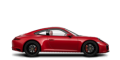 Porsche 911 Carrera GTS - лого