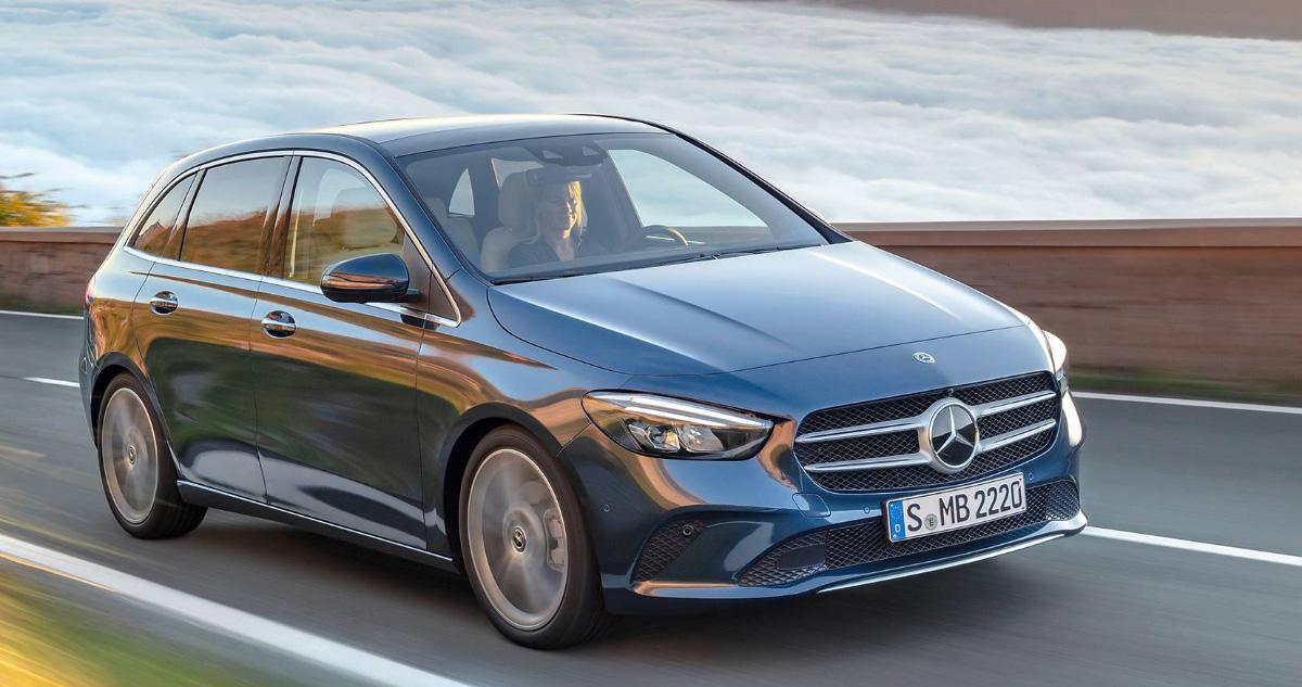 Mercedes-Benz В-Класса 2019