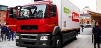 Первые электрические грузовики уже начали доставлять грузы в России