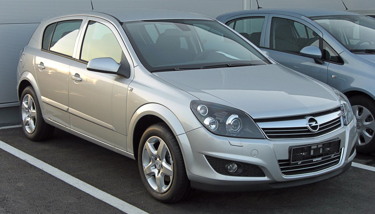 низкий расход Opel Astra