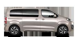 Citroen Spacetourer минивэн 2016-2019 комплектации и цены