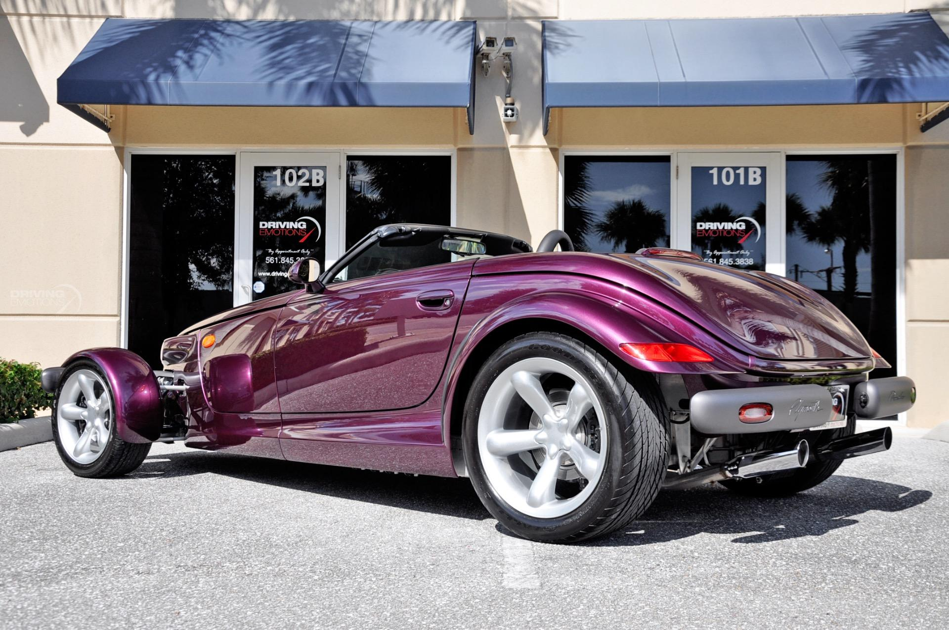 Plymouth Prowler фото