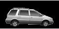 Hyundai Santamo  - лого