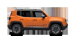 Jeep Renegade 2014-2020 новый кузов комплектации и цены