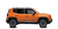 Jeep Renegade  - лого