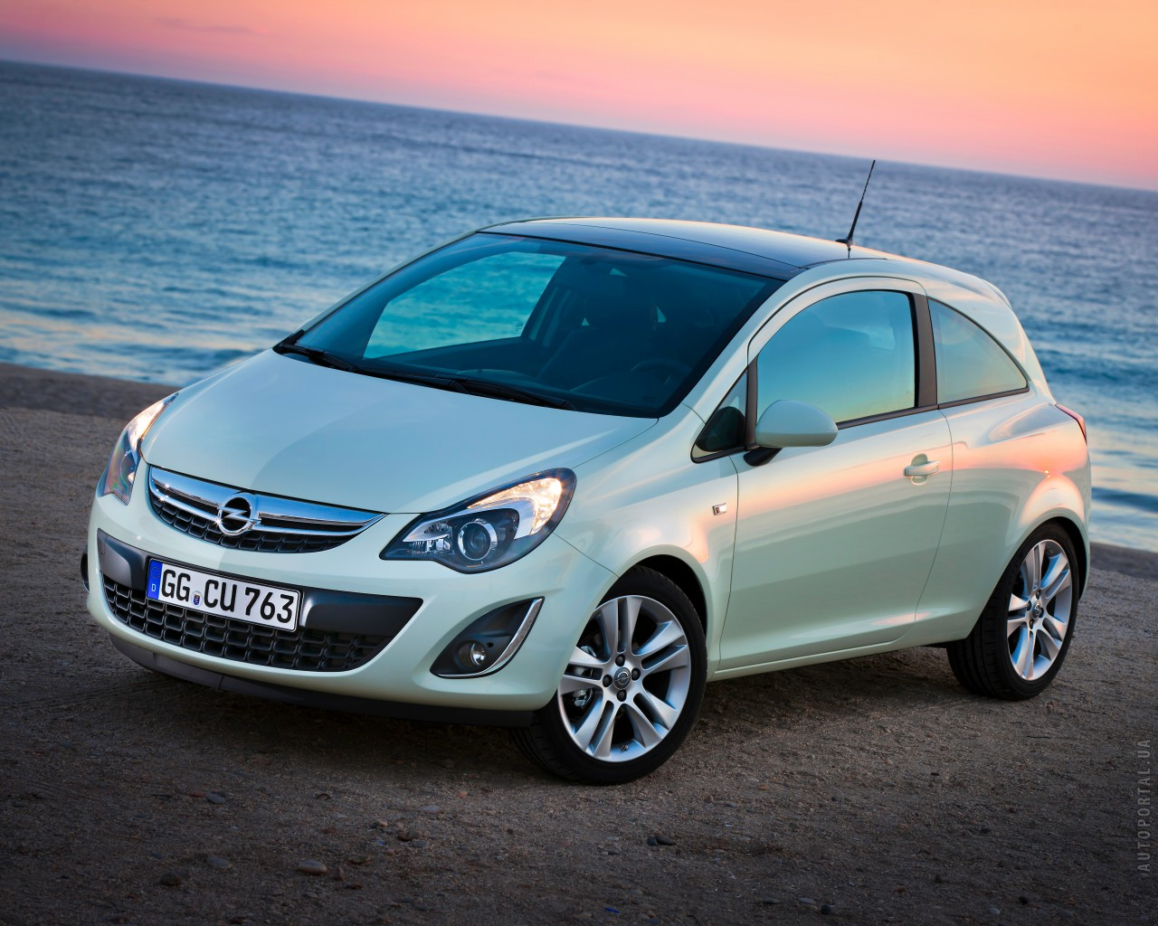 низкий расход Opel Corsa