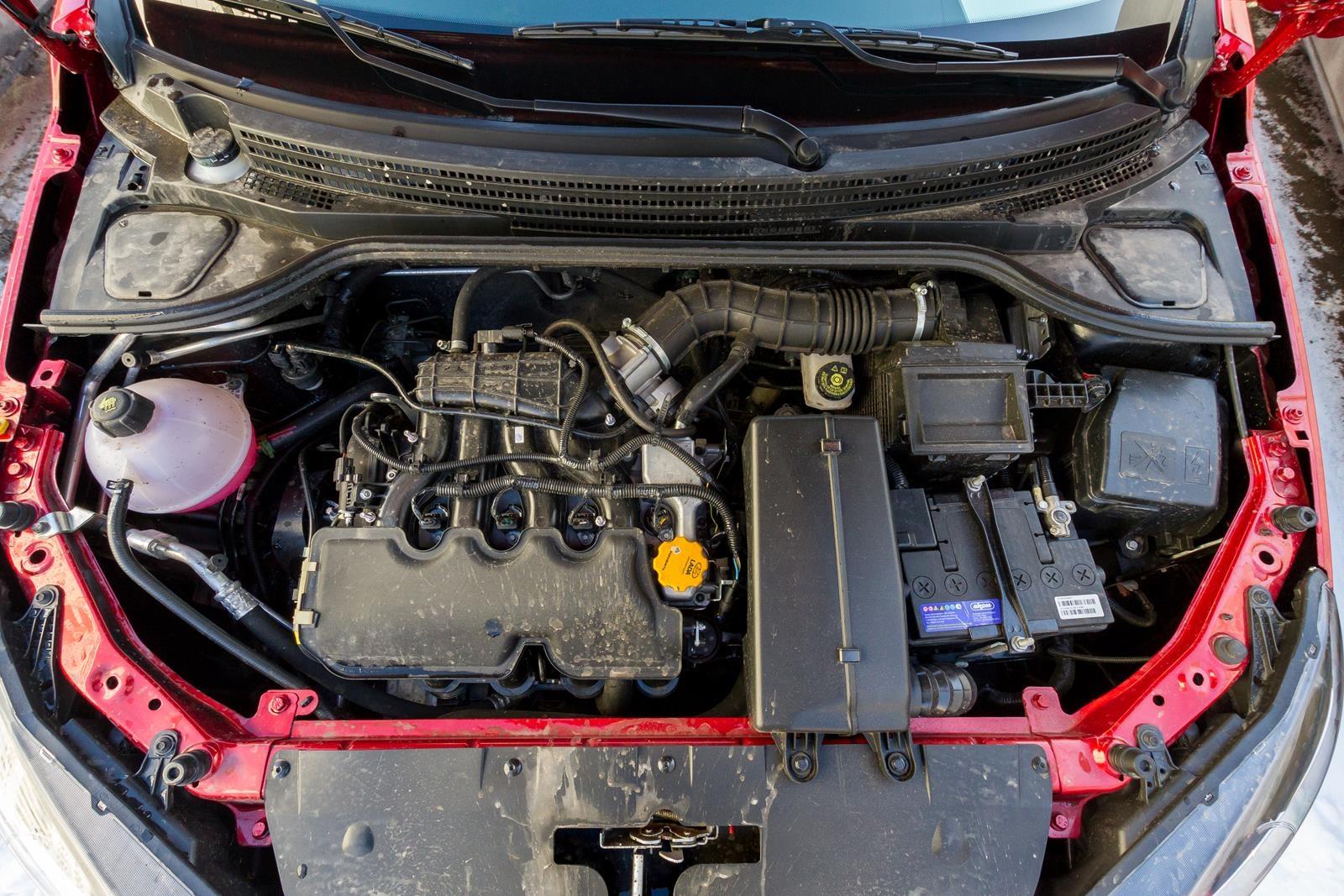 Моторы на разном бензине