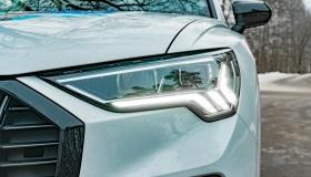Audi Q3: серьезный Audi и нескучный Q3