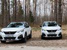 Peugeot 3008 и Peugeot 5008: по «размеру» и «на вырост» - фотография 13