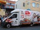 GAZtro Tour в Нижнем Новгороде: гусь, шеф-повар и ГАЗель фудтрак - фотография 8